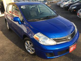 Used 2012 Nissan Versa 1.8 SL/AUTO/LOADED/ALLOYS/VERY CLEAN!! for sale in Scarborough, ON