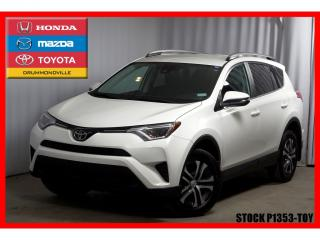 Used 2017 Toyota RAV4 Le Awd / Cam Recul for sale in Drummondville, QC