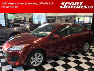 Used 2011 Mazda MAZDA3 A/C! New Brakes! Keyless Entry! for sale in London, ON