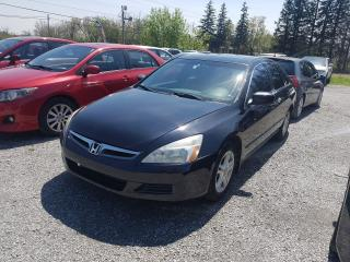 Used 2007 Honda Accord SE POWER SUNROOF for sale in Gormley, ON