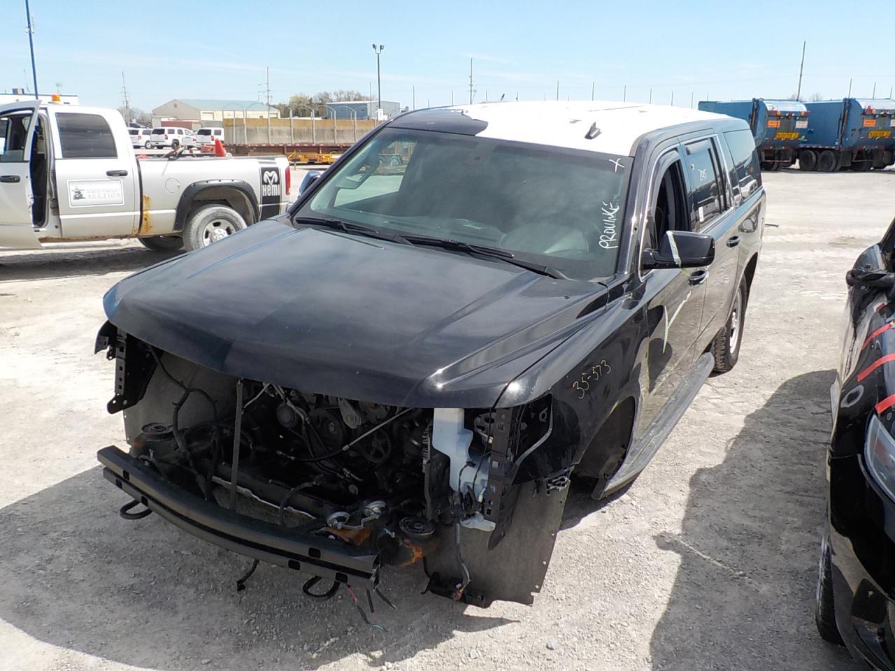 Photo of Black 2015 Chevrolet SUBURBAN K1500