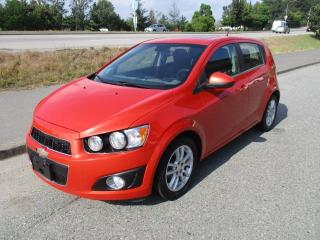 Used 2013 Chevrolet Sonic LT for sale in Surrey, BC