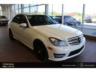 Used 2012 Mercedes-Benz C-Class C300 Awd, T.ouvrant for sale in Quebec, QC