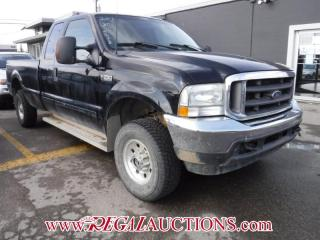 Used 2003 Ford F250SD  2D SUPERCAB 4WD for sale in Calgary, AB
