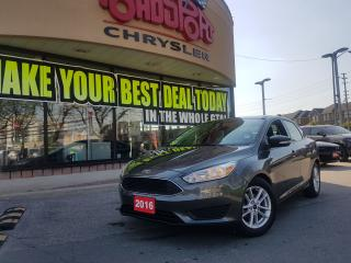 Used 2016 Ford Focus SE for sale in Scarborough, ON