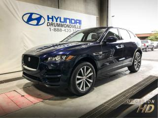Used 2017 Jaguar F-PACE 35T PRESTIGE AWD + TOIT + MAGS + CUIR + for sale in Drummondville, QC
