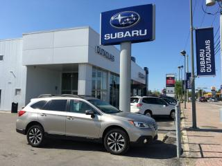 Used 2015 Subaru Outback 2.5 LIMITED for sale in Gatineau, QC