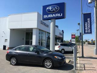 Used 2014 Subaru Impreza Berline 4 portes Touring manuelle for sale in Gatineau, QC