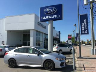 Used 2018 Subaru Impreza WRX STi STI Manuelle for sale in Gatineau, QC