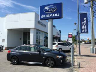Used 2016 Subaru WRX Sport-Tech manuelle for sale in Gatineau, QC