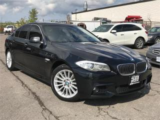 Used 2011 BMW 5 Series 535i xDrive for sale in Barrie, ON