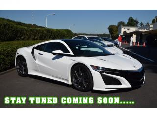 Used 2017 Acura NSX ONE OF A KIND   WHITE ON BLACK for sale in London, ON
