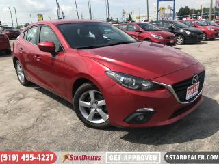 Used 2015 Mazda MAZDA3 Sport GS | ROOF | HEATED SEATS | CAM for sale in London, ON