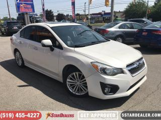 Used 2013 Subaru Impreza 2.0i Limited | ROOF | LEATHER | NAV | for sale in London, ON
