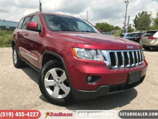 Used 2012 Jeep Grand Cherokee Laredo | ROOF | LEATHER | HEATED SEATS for sale in London, ON