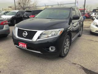 Used 2015 Nissan Pathfinder SL | LEATHER | AWD | 7PASS for sale in London, ON