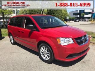 Used 2013 Dodge Grand Caravan SE/SXT for sale in Richmond, BC