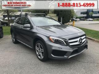 Used 2016 Mercedes-Benz GLA for sale in Richmond, BC