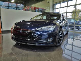Used 2014 Tesla Model S TESLA MODEL S 85 GARANTIE INCL.  for sale in Saint-leonard, QC
