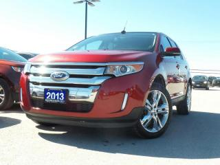 Used 2013 Ford Edge LIMITED 3.5L V6 AWD for sale in Midland, ON