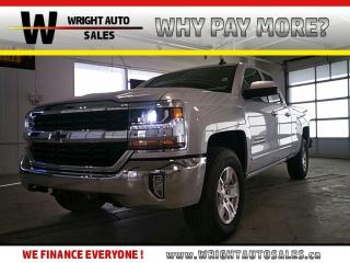 Used 2016 Chevrolet Silverado 1500 LT|4WD|BACKUP CAMERA|LOW MILEAGE|29,393 KMS for sale in Cambridge, ON