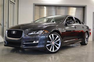 Used 2016 Jaguar XJ R Cert. for sale in Laval, QC