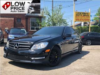 Used 2012 Mercedes-Benz C-Class *SOLD*250*TRADE SPECIAL*** for sale in York, ON