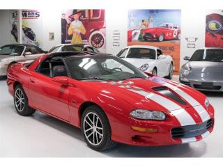 Used 2002 Chevrolet Camaro Z28, SS, SLP, 345 HP, 1SB, T-Roofs for sale in Paris, ON