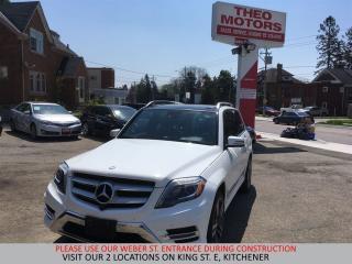 Used 2014 Mercedes-Benz GLK-Class 350 | 360 CAM | NAVIGATION | BLIND / LANE for sale in Kitchener, ON