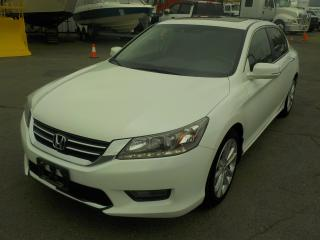 Used 2015 Honda Accord Touring Sedan AT for sale in Burnaby, BC