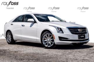 Used 2018 Cadillac ATS AWD Roof Summer & Winter Tires for sale in Thornhill, ON