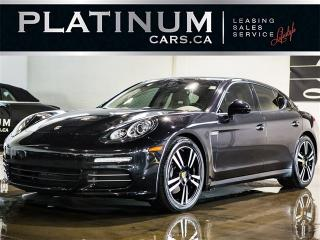 Used 2014 Porsche Panamera 4 AWD, NAVI, SPORT CHRONO, BLINDSPOT for sale in North York, ON