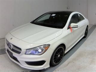 Used 2014 Mercedes-Benz CLA250, AMG SPORT, NAVI, PANO, HEATED LTHR for sale in North York, ON
