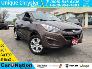 Used 2014 Hyundai Tucson GL|HEATED SEATS|LOW PRICE WON'T LAST LONG!| for sale in Burlington, ON