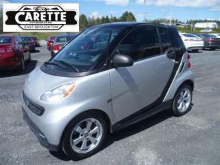Used 2015 Smart fortwo for sale in East Broughton, QC