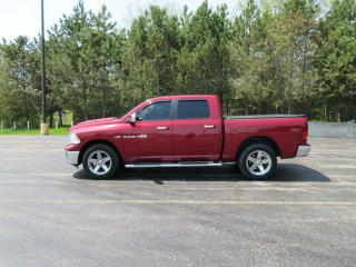 Used 2012 RAM 1500 BIG HORN CREW 4X4 for sale in Cayuga, ON