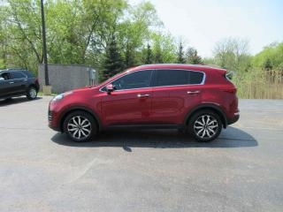 Used 2017 Kia Sportage EX FWD for sale in Cayuga, ON