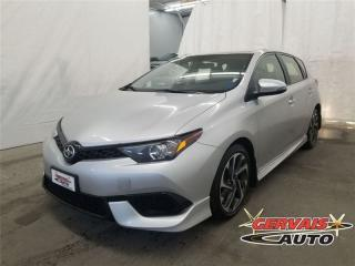 Used 2016 Scion iM A/c Mags Bluetooth for sale in Trois-rivieres, QC