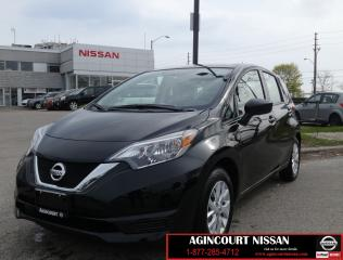Used 2018 Nissan Versa Note 1.6 SV SV DEMO|BUETOOTH|HEATED SEATED|BACK UP CAM| for sale in Scarborough, ON