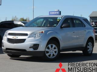 Used 2011 Chevrolet Equinox LS AWD   LOADED   ONLY $56/WK TAX INC. $0 DOWN for sale in Fredericton, NB