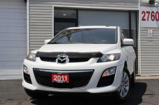 Used 2011 Mazda CX-7 GT Navi, Leather, Roof, No Accidents for sale in Toronto, ON