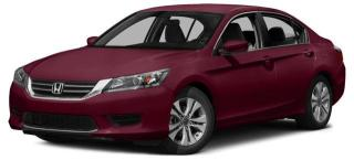 Used 2013 Honda Accord LX Heated and Powered Front Seats|Bluetooth|Rearview Camera for sale in Pickering, ON