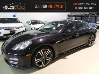 Used 2012 Porsche Panamera 4 AWD| 20ALLYS| SPORT CHRONO PKG for sale in Vaughan, ON