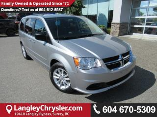Used 2014 Dodge Grand Caravan Crew for sale in Surrey, BC