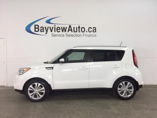 Used 2014 Kia Soul EX - BLUETOOTH! REV CAM! HTD SEATS! A/C! for sale in Belleville, ON