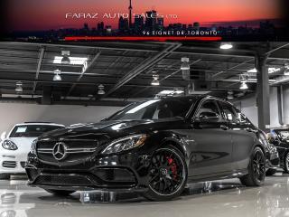 Used 2016 Mercedes-Benz C63 AMG AMG S-MODEL|NAVI|BLINDSPOT|BURMESTER|REAR CAM|LOADED for sale in North York, ON