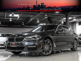 Used 2017 BMW 530i M-PERFORMANCE|HUD|PREMIUM PACKAGE|X-DRIVE for sale in North York, ON