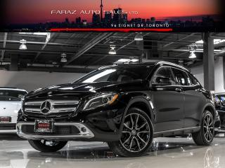 Used 2017 Mercedes-Benz GLA 250 NAVI|REAR CAM|BLINDSPOT|PANO|AWD|FULLY LOADED for sale in North York, ON