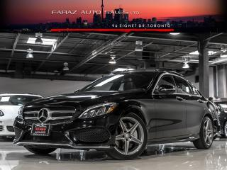 Used 2015 Mercedes-Benz C-Class C400 AMG|NAVI|BURMESTER|BLINDSPOT|REAR CAM|LED for sale in North York, ON