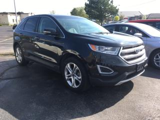 Used 2017 Ford Edge Titanium for sale in Brantford, ON